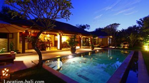 Location Bali Villa Iki (3 chambres)
