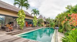 Location Bali Villa Ocean-Papillon (5 chambres)