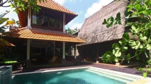 Location Bali La Villa Flo (2 chambres)