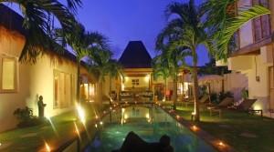 Location Bali Villa Palm Tree (4 chambres)