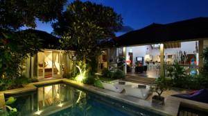 Location Bali Villa Findo (4 chambres)