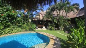 Location Bali Villa Kerang (4 chambres)