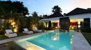Location Bali Villa Kalara (4 chambres)