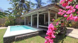 75 000 Euros – 1 bedroom villa in Gili Meno (Ref: STEMEN)
