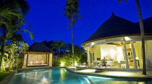 Location Bali Villa Bill Dua (3 bedrooms)