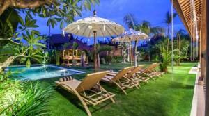 Location Bali Villa Kuwana (4 chambres)