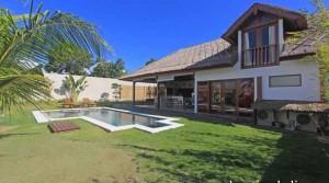 190 000 Euros – Villa 3 chambres à Canggu (Réf: CYCCGU)