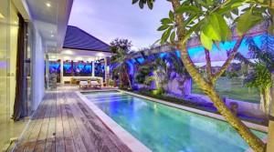 Location Bali Villa Fafa (2 chambres)
