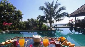 Location Bali Villa Sea View Lovina (3 chambres)