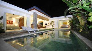 Location Bali Villa Lutecia (4 chambres)