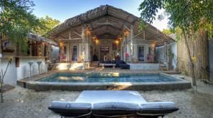 Location Bali Villa Melinda Gili (2 chambres)