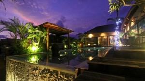 Location Bali Villa Ocean papillon (chambres d'hotes)
