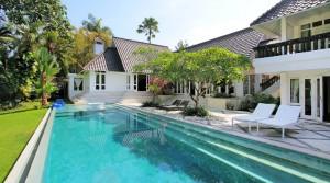 Location Bali Villa Imansa (4 chambres)