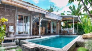 Location Bali Villa Lalla (2 chambres)