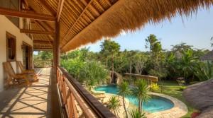 Location Bali Villa Sate (4 chambres)