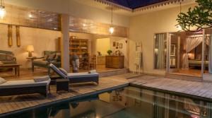Location Bali Villa Zouin Satu (2 chambres)
