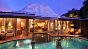 Location Bali Villa Wes (2 chambres)