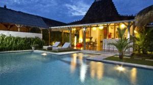 140 000 Euros – Villa 2 chambres à Kerobokan (Réf: JOLAK)