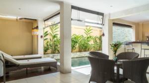110 000 Euros – Triplex de 2 chambres à Seminyak (Réf: LUM)