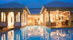 Location Bali Villa Putih (3 chambres)