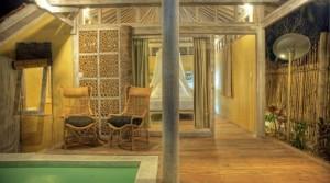 Location Bali Villa Otty Bis Gili Trawangan (1 chambre)