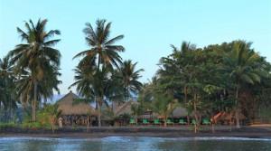 410 000 Euros – 8 bungalows Hotel at Lombok (Ref: RINJOK)