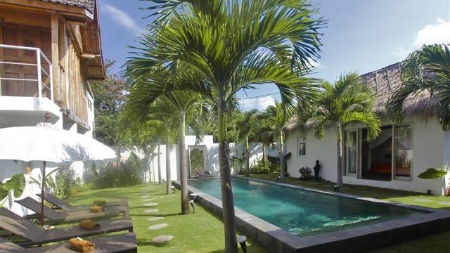 Location Bali Villa Palm Tree 4 Chambres House Renting