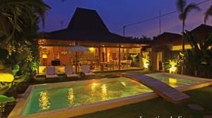Location Bali Villa Dany Dua (8 chambres)