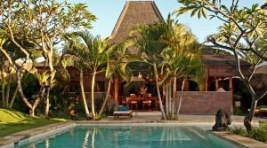 Location Bali Villa Dia Tiga (3 chambres)