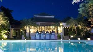 Location Bali Villa Dia Empat (4 chambres)