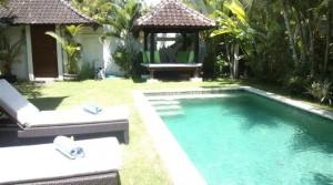 Location Bali Villa Fleur Satu (2 chambres)