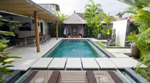 Location Bali Villa Blanche (2 chambres)
