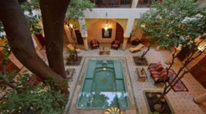 Location Marrakech Riad Zin (10 bedrooms)