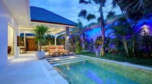 Location Bali Villa John (1 chambre)