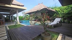 Location Bali Villa Jimpi Satu (2 chambres)