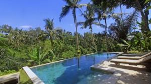 1 000 000 Euros – Complexe 3 villas à Ubud (Réf: ZOUIBUD)