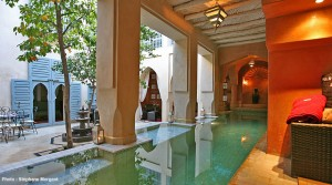Location Marrakech Riad Marisa (7 bedrooms)