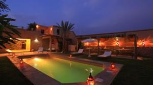 Location Marrakech l'Auberge le Beldi Lalla Takerkoust (7 chambres)