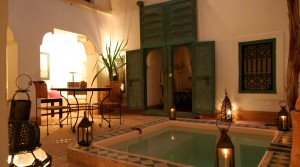 Location Marrakech Riad Dar Laila (3 chambres)