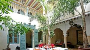Location Marrakech Riad Kenza (6 chambres)