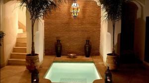 Location Marrakech Riad Maloha (5 chambres)