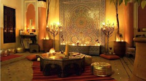 Location Marrakech Riad Sahara (7 bedrooms)