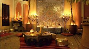 Location Marrakech Riad Sahara (7 chambres)
