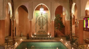 Location Marrakech Riad Adjani (6 bedrooms)