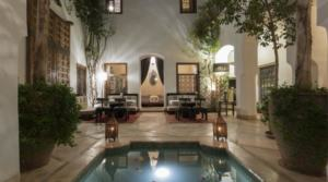 Location Marrakech Riad Maloha (5 bedrooms)