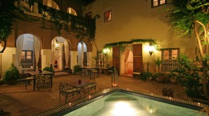 Location Marrakech Riad Kalifa (4 bedrooms)