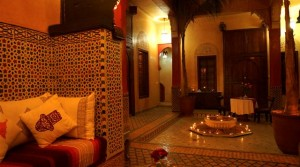 Location Marrakech Riad Orient (6 bedrooms)