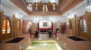 Location Marrakech Riad Maya (5 bedrooms)