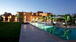 Location Marrakech Villa Zo (6 chambres)