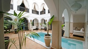 Location Marrakech Riad Amira (6 bedrooms)
